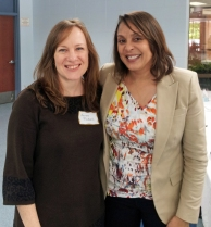 Karen Pickell and Natasha Trethewey