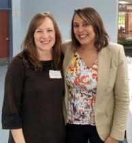 Karen Pickell and Natasha Trethewey